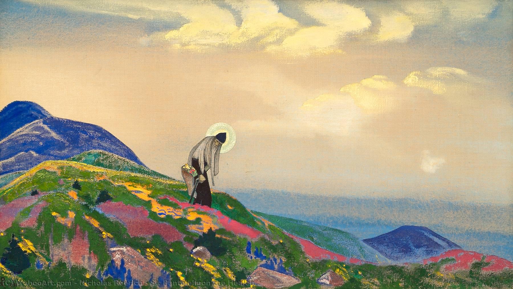 light-heart meditation Nicholas-Roerich-St.-Panteleimon-the-Healer